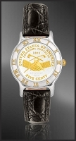 Peace Medal Nickel Ladies Strap Coin Watch R113-FPE2-0