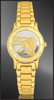 Barack Obama Ladies Bracelet Medallion Watch R331-FBO2-3