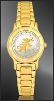 Republican Convention 2008 Ladies Bracelet Medallion Watch R331-FRN2-3