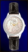 Capped Bust Half Dollar Mens Strap Coin Watch R111-CB2-0