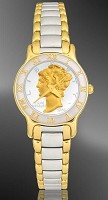 Mercury Dime Ladies Coin Watch R323-WD2-2