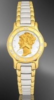 Mercury Dime Ladies Coin Watch R331-WD2-2