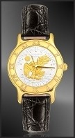 Apollo Landing Eagle Dollar Mens Strap Coin Watch R333-AL2-0