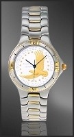 Eagle Dollar Mens Bracelet Coin Watch UC125-ED2-2