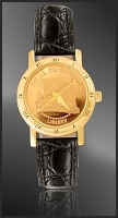 U.S. Constitution Ladies Strap Medallion Watch C335-FCC3-0