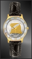 U.S. Constitution Ladies Strap Medallion Watch R323-FCC2-0