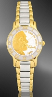 Jefferson Nickel Ladies Bracelet Coin Watch R323-FJN2-2