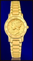 Mercury Dime Ladies Coin Watch R333-WD3-3