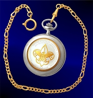 Boy Scouts of America Pocket Watch PW387-BSA2