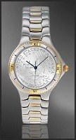 Eagle Dollar Mens Bracelet Coin Watch UC125-ED1-2