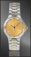 Eagle Dollar Mens Bracelet Coin Watch UC125-ED3-2